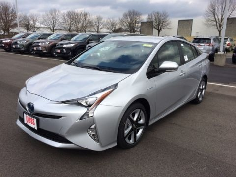 New 2017 Toyota Prius Four Touring 5D Hatchback