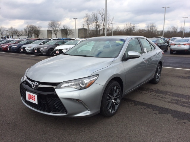 new 2017 toyota camry xse 4d sedan in dayton t8535 voss toyota. Black Bedroom Furniture Sets. Home Design Ideas